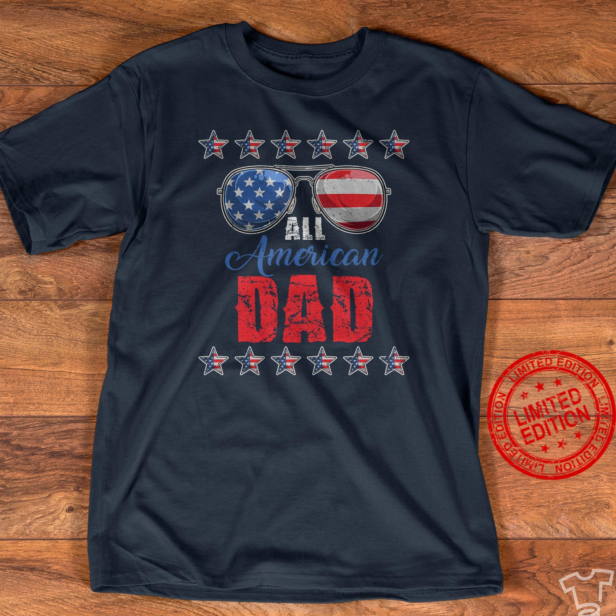 All American Dad Shirt