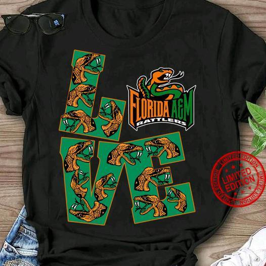 Love Florida A&M Rattlers Shirt