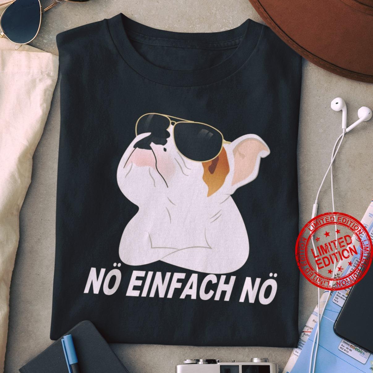 No Einfach No Shirt
