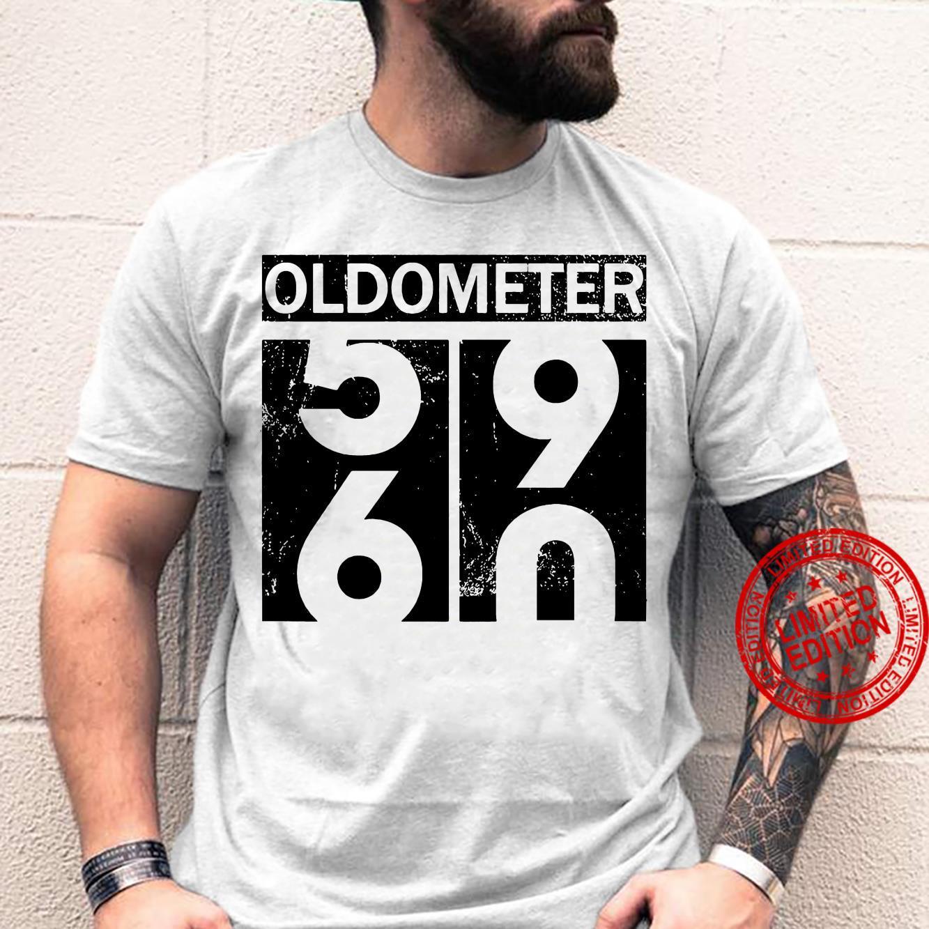 Oldometer 59-60 60th Birthday shirt