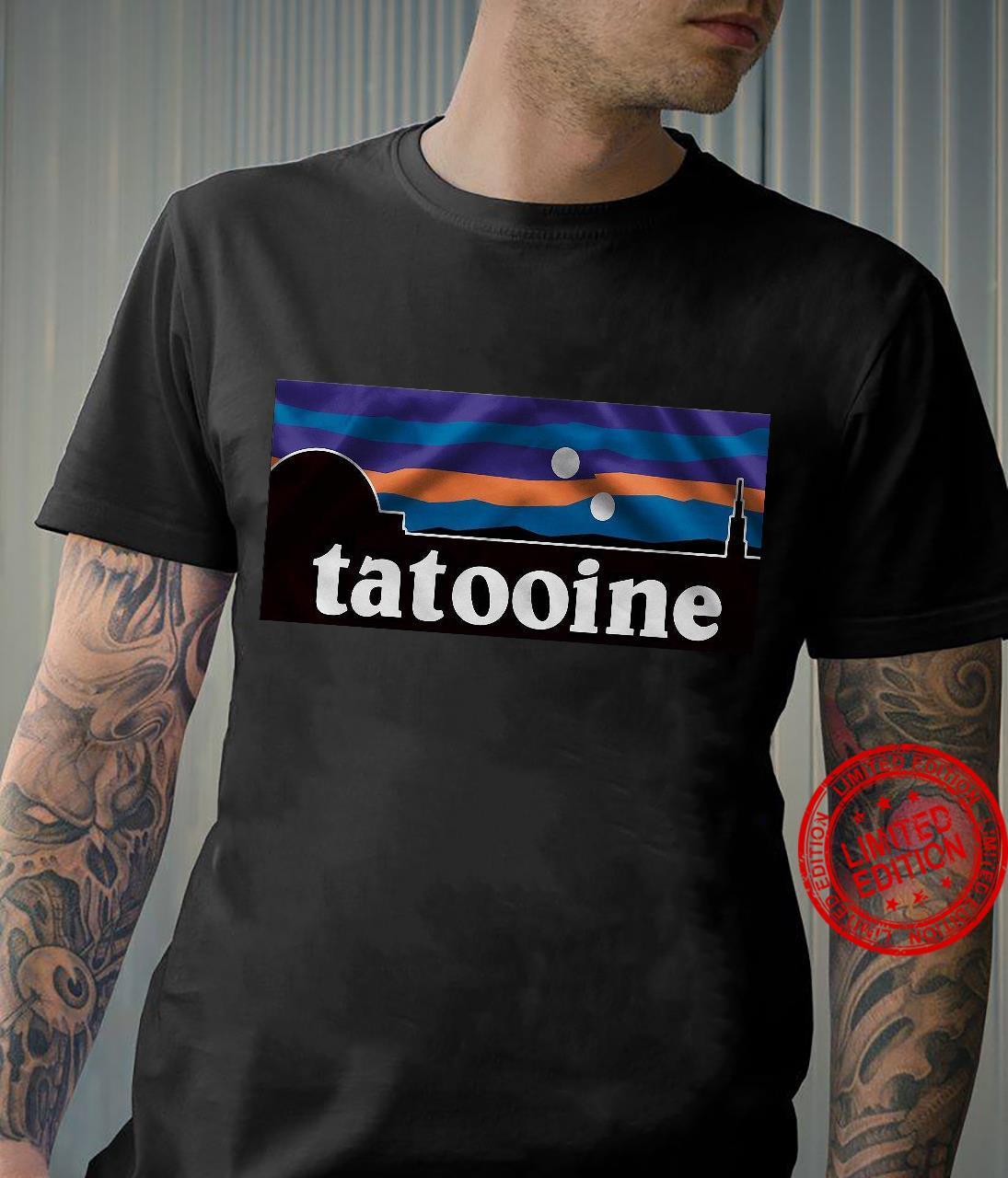 Tatooine Shirt