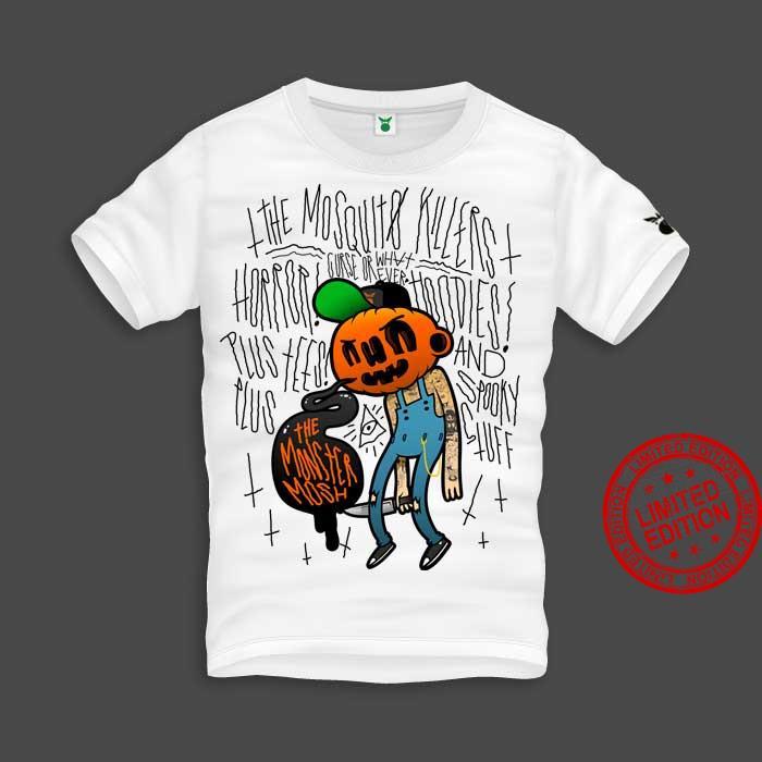 The Monster Mosh Shirt