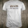 Cats on the sofa friends shirt