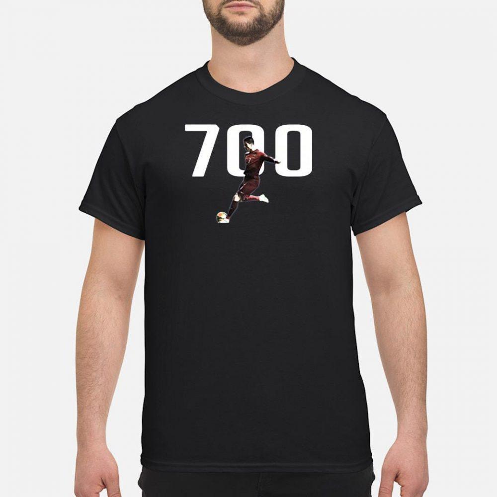 Cristiano Ronaldo 700 goals shirt