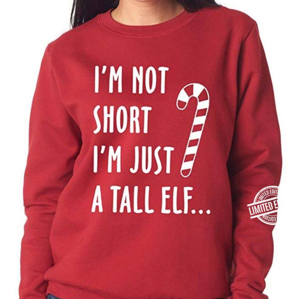 I'm Not Short I'm Just A Tall Alf Shirt