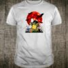 Snoopy horror characters shirt