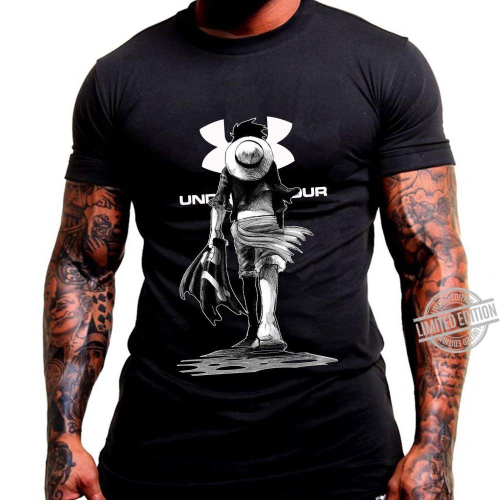 Under Armour Luffy Shirt